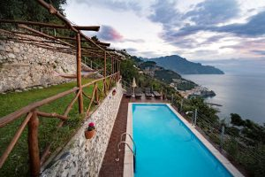 Where is best place to stay on Amalfi coast