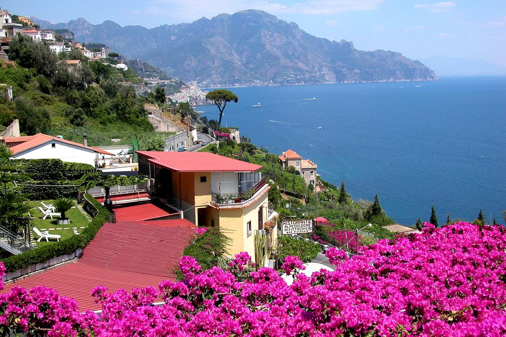 bed and breakfast amalfi italy