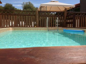 pula accommodation with pool