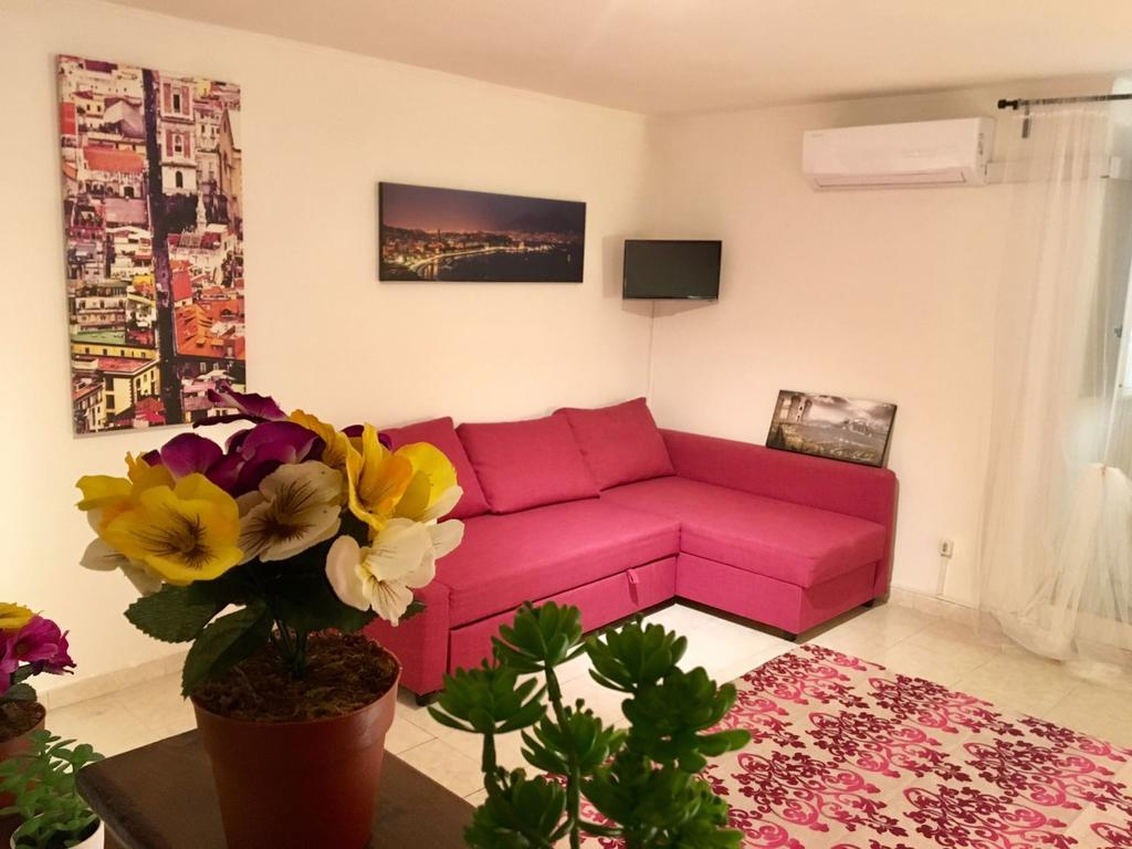 accommodation napoli