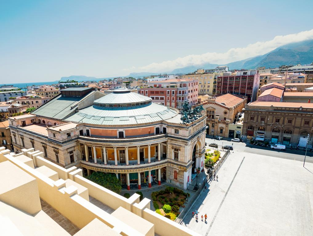 hotels in palermo italy
