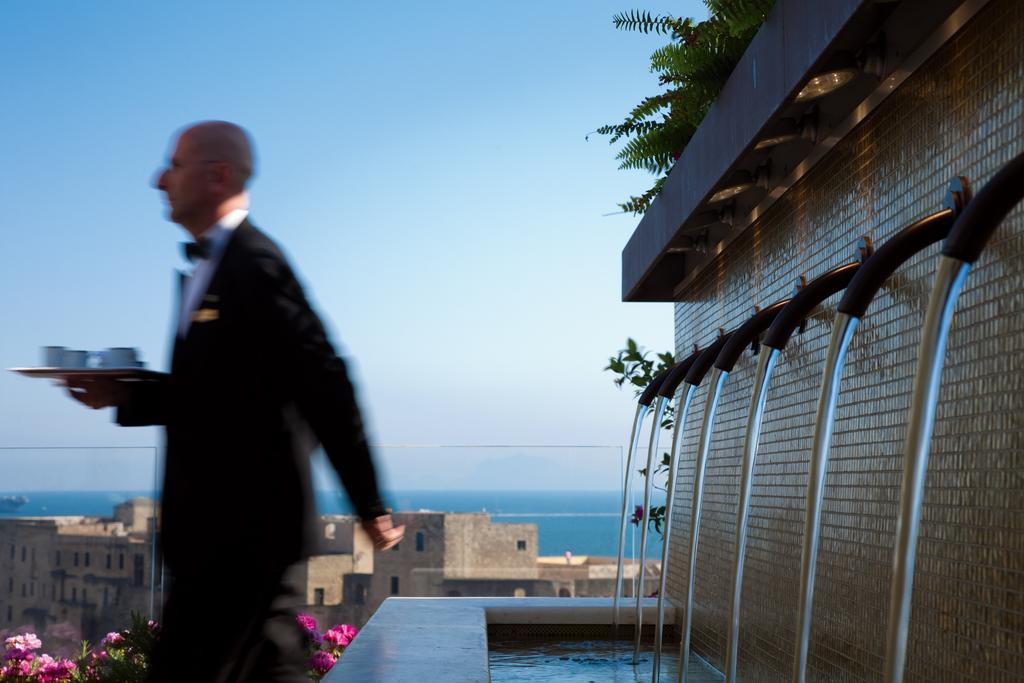 5 star hotels in naples italy