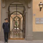 Five star hotel Florence Italy