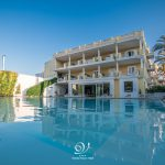 Resort Gallipoli on the beach with swimming pool